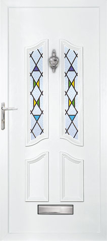beverley uPVC Door