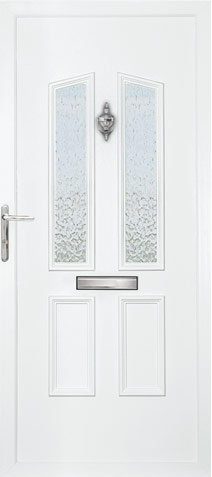 canterbury uPVC Door