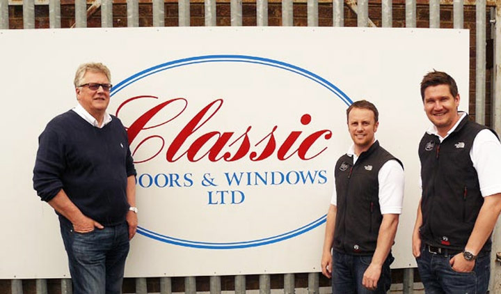 Classic Doors and Windows Team