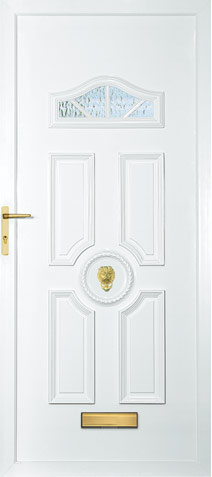 exeter uPVC Door