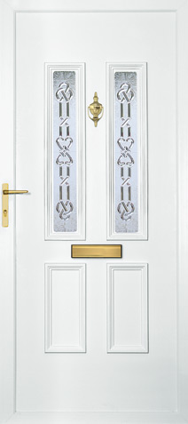 lincoln uPVC Door