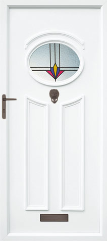 salisbury uPVC Door