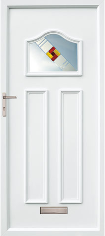 wells uPVC Door